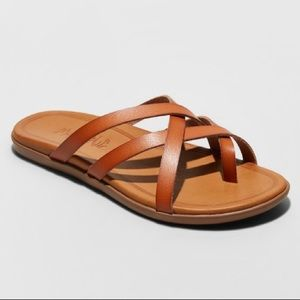Adama Multi Strap Thong Sandals